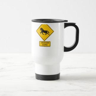 Unicorn XING Coffee Mug