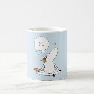 Unicorn Yoga Funny Unicorn Lover Coffee Mug