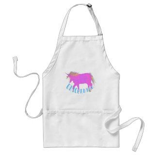Unicornian - Unicorn Gifts Adult Apron