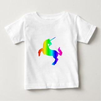 Unicornio #2 del arco iris remera