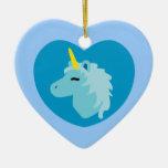 Unicornio azul ornatos