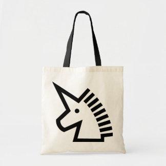 Unicornio Bolsa Tela Barata