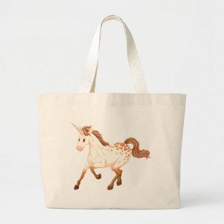 Unicornio Bolsa Tela Grande