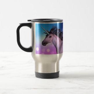 Unicornio colorido tazas