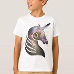 Unicornio cósmico playera