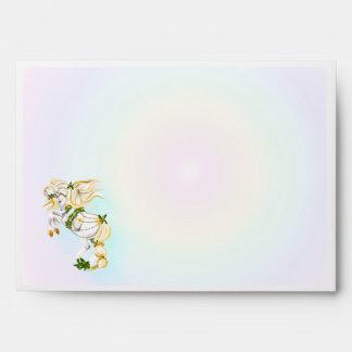 Unicornio de A2_Note Card_Christmas