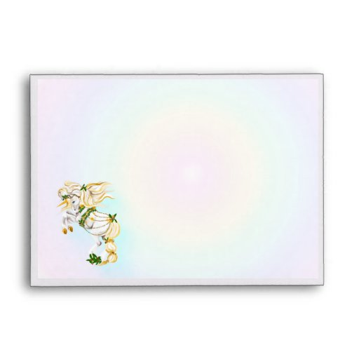 unicornio de envelope_6a_Christmas Sobre