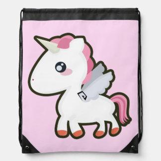 Unicornio de Kawaii Mochilas