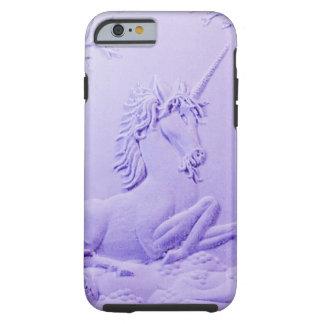 Unicornio de la lavanda en el claro del bosque por