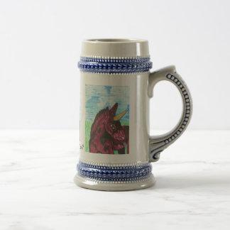 Unicornio de LastChocolate, unicornio de Jarra De Cerveza