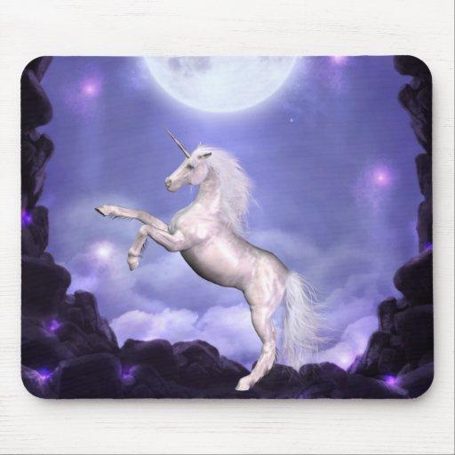 Unicornio de Mousepad Tapete De Ratones