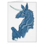 Unicornio de Nika-Bloo Tarjetas