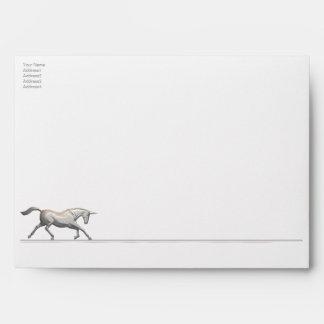 Unicornio de plata - A7