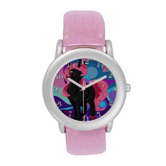 Unicornio de Popstar Reloj