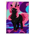 Unicornio de Popstar Tarjetas