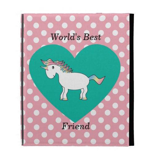 Unicornio del mejor amigo del mundo