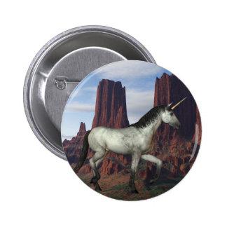 Unicornio del Mid West Pin