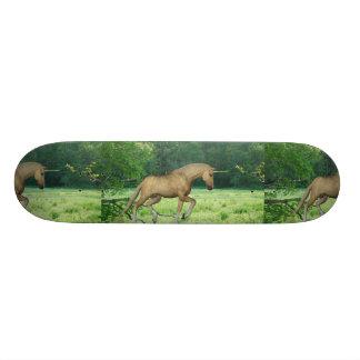 Unicornio del Palomino Tabla De Skate