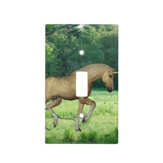 Unicornio del Palomino Placas Para Interruptor