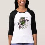 Unicornio del tartán de Logan Camisas