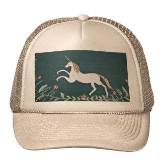 Unicornio del vintage gorra