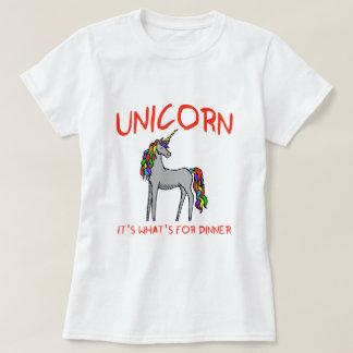 Unicornio es cuál está para la cena playera