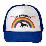 Unicornio especial gorros