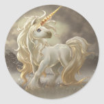 Unicornio Etiquetas