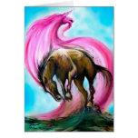 Unicornio Felicitación
