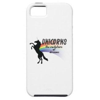 Unicornio Funda Para iPhone 5 Tough