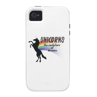 Unicornio Case-Mate iPhone 4 Carcasas