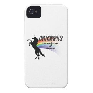 Unicornio iPhone 4 Case-Mate Carcasa
