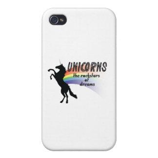 Unicornio iPhone 4 Funda