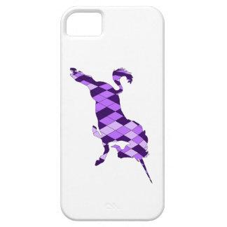 unicornio funda para iPhone 5 barely there