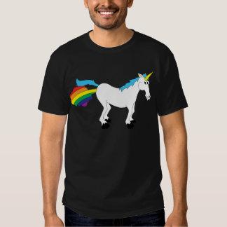 Unicornio gaseoso playeras