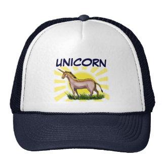 Unicornio Gorro De Camionero