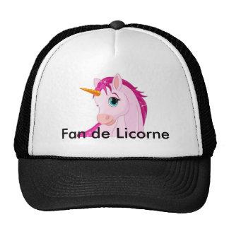 Unicornio Gorros