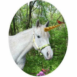 Unicornio Imán Fotoescultura