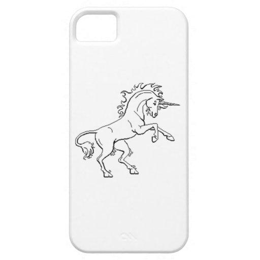 Unicornio iPhone 5 Case-Mate Cobertura