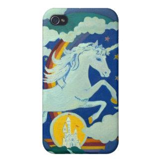 Unicornio Iphone iPhone 4 Carcasa