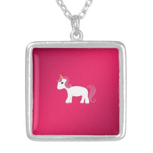 Unicornio lindo joyeria personalizada