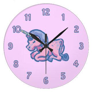 Unicornio lindo relojes