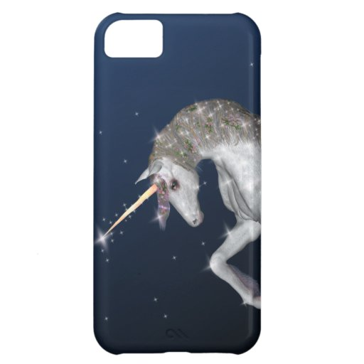Unicornio mágico funda para iPhone 5C