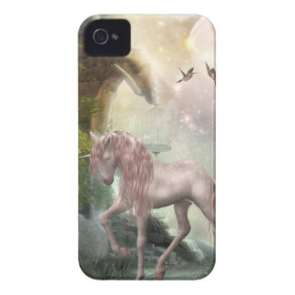 unicornio pasado funda para iPhone 4 de Case-Mate