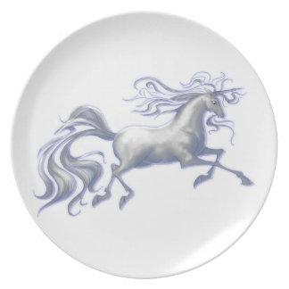 Unicornio Plato Para Fiesta