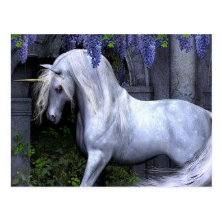 Unicornio Postales