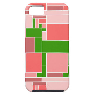 Unicornio rectangular iPhone 5 fundas