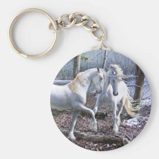 Unicornio Reuion Llavero Personalizado