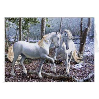 Unicornio Reuion Felicitaciones