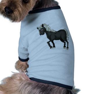 Unicornio Camiseta De Perrito